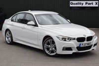 2017 BMW 3 SERIES 2.0 330e 7.6kWh M Sport Auto (s/s) 4dr £18480.00