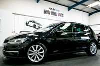 USED 2017 17 VOLKSWAGEN GOLF 1.6 GT TDI BLUEMOTION TECHNOLOGY 5d 114 BHP