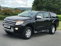 2015 FORD RANGER 2.2 LIMITED 4X4 DCB TDCI 1d AUTO 148 BHP £SOLD