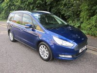 2016 FORD GALAXY 2.0 TITANIUM X TDCI 5d AUTO 177 BHP.*LEATHER*EURO 6* £17500.00