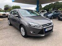 2011 FORD FOCUS 1.6 TITANIUM 5d 124 BHP £6999.00
