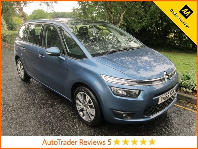 2015 Citroen C4 Grand Picasso Bluehdi Selection £9,990