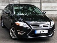 2012 FORD MONDEO 2.0 TITANIUM X TDCI 5d 161 BHP £4995.00