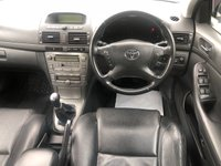 USED 2005 55 TOYOTA AVENSIS 2.0 T SPIRIT D-4D 4d 114 BHP