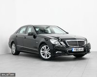 USED 2010 10 MERCEDES-BENZ E CLASS 3.0 E350 CDI BLUEEFFICIENCY AVANTGARDE 4d AUTO 231 BHP Finance Available In House