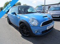 USED 2012 62 MINI HATCH COOPER 2.0 COOPER SD BAYSWATER 3d 141 BHP Only £30 to tax for a year - Automatic Lights & Wipers - Automatic Lights & Wipers - Full Black Leather - 6 months Nationwide Warranty