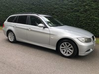USED 2007 07 BMW 3 SERIES 2.0 320I SE 5d Touring 148 BHP