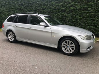 2007 BMW 3 SERIES 2.0 320I SE 5d Touring 148 BHP £SOLD