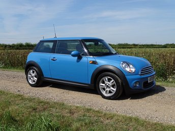 2013 MINI HATCH ONE 1.6 ONE 3d 98 BHP £6495.00