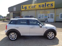 USED 2011 61 MINI COUNTRYMAN 2.0 COOPER D 5d AUTO 110 BHP