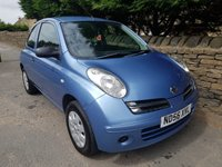 USED 2006 56 NISSAN MICRA 1.2 INITIA 3 DOOR MOT JAN 2020 IDEAL SMALL FIRST CAR