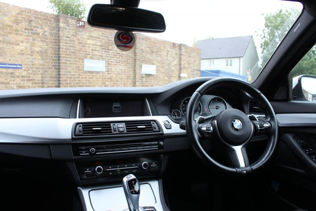 BMW 5 SERIES at Kiteley Motors