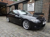 USED 2011 61 BMW 3 SERIES 3.0 325I M SPORT 2d 215 BHP (1 Owner / Only 16835 Miles!!)