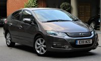 USED 2011 11 HONDA INSIGHT 1.3 IMA ES 5d AUTO 100 BHP