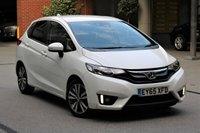 2015 HONDA JAZZ 1.3 I-VTEC EX NAVI 5d 101 BHP £8150.00