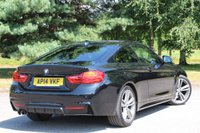 USED 2014 14 BMW 4 SERIES 2.0 420D M SPORT 2d 181 BHP