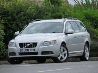 2008 VOLVO V70 2.4 D5 SE 5d 183 BHP £2490.00