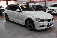USED 2013 63 BMW 3 SERIES 2.0 325D M SPORT TOURING 5d AUTO 215 BHP