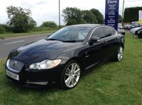 2008 JAGUAR XF 2.7 LUXURY V6 4d AUTO 204 BHP £5991.00