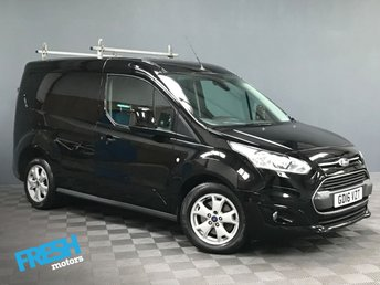 2016 FORD TRANSIT CONNECT 1.5 200 LIMITED L1H1 £9500.00