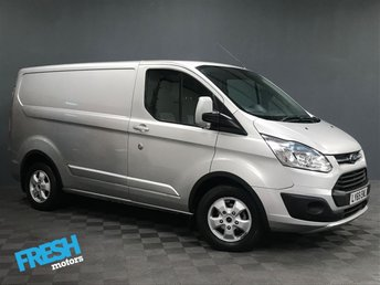 2015 FORD TRANSIT CUSTOM 2.2 290 LIMITED L1H1 £13000.00