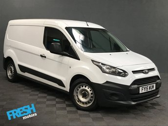 2015 FORD TRANSIT CONNECT 1.6 210 L2H1 (NO VAT) £8000.00