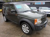 USED 2005 55 LAND ROVER DISCOVERY 2.7 3 TDV6 HSE 5d 188 BHP