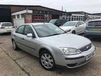 2007 FORD MONDEO 2.0 TDCi SIV LX 5dr £1490.00