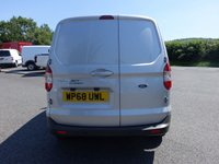USED 2018 68 FORD TRANSIT COURIER 1.5 LIMITED 1.5 TDCI 100 BHP Top Of Range Model With Only 3000 Miles & Warranty Till Nov 2021, Excellent Saving On Ford's New Price!