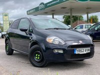 USED 2012 62 FIAT PUNTO EVO VAN 1.2 ACTIVE MULTIJET 1d 75 BHP One Owner, Competitive Low Rate Finance Arranged.