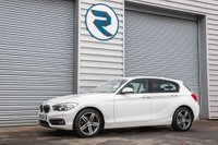 2015 BMW 1 SERIES 2.0 118D SPORT 5DR £8640.00