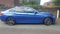 USED 2016 16 BMW 4 SERIES 3.0 430D XDRIVE M SPORT GRAN COUPE 4d AUTO 255 BHP