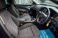 USED 2014 14 VAUXHALL INSIGNIA 2.0 SRI NAV CDTI ECOFLEX S/S 5d 138 BHP