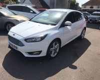 USED 2016 16 FORD FOCUS 1.0 TITANIUM NAVIGATOR ECOBOOST 125 BHP THIS VEHICLE IS AT SITE 1 - TO VIEW CALL US ON 01903 892224