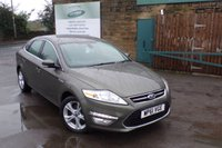 USED 2012 56 FORD MONDEO 2.0 TITANIUM TDCI 5d 138 BHP Two Owners Good Service History