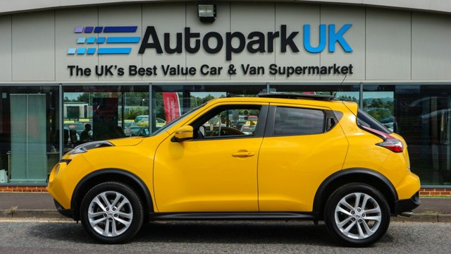 USED 2016 66 NISSAN JUKE 1.5 N-CONNECTA DCI 5d 110 BHP LOW OR NO DEPOSIT FINANCE AVAILABLE.