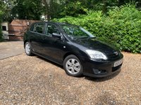 USED 2005 05 TOYOTA COROLLA 1.4 COLOUR COLLECTION D-4D 5d AUTO 89 BHP