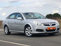 USED 2007 07 VAUXHALL VECTRA 1.9 DESIGN CDTI 16V 5d AUTO 151 BHP VERY LOW MILEAGE ONLY 50K VGC