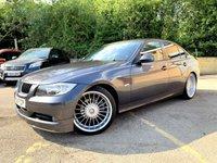 2008 BMW D3 ALPINA TURBO DIESEL 2.0, D3 NO. 544, ONLY 88K, 8 SERVICES, BLUETOOTH  £6490.00
