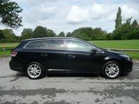 2011 TOYOTA AVENSIS 1.8 VALVEMATIC TR 5d AUTO 145 BHP £5995.00