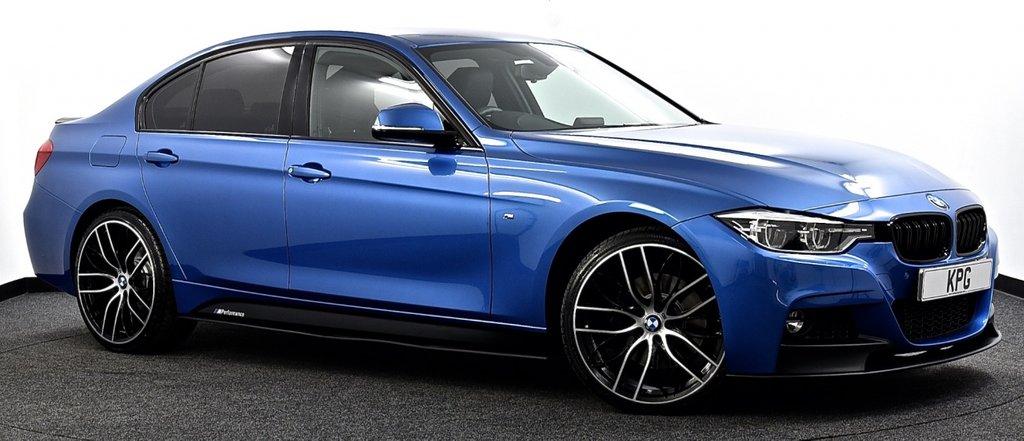 2016 BMW 3 Series 335d Xdrive M Sport £21,995