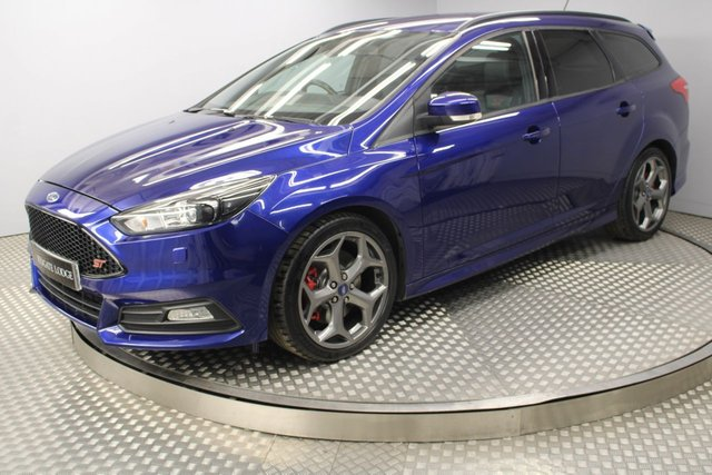 USED 2016 65 FORD FOCUS 2.0 ST-3 TDCI 5d 183 BHP