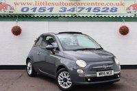 2015 FIAT 500 1.2 C LOUNGE 3d 69 BHP £6500.00