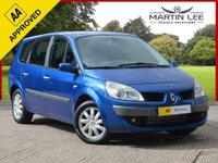 USED 2007 07 RENAULT GRAND SCENIC 1.9 DYNAMIQUE DCI 5d 130 BHP FANTASTIC FAMILY 7 SEATER WITH FULL SERVICE HISTORY