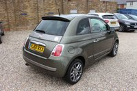 USED 2010 60 FIAT 500 FIAT 500 1.4 PETROL BY DIESEL ONLY THE BRAVE