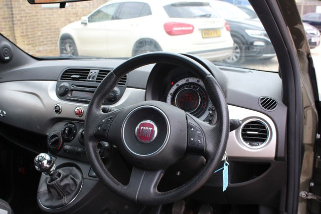 FIAT 500 at Kiteley Motors