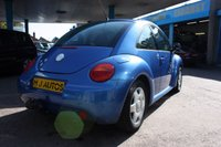 USED 2000 W VOLKSWAGEN BEETLE 2.0 8V 3dr 114 BHP **PART EX TO CLEAR** **FULL MOT** **DRIVE AWAY TODAY**