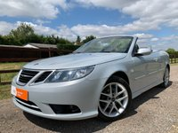 USED 2009 09 SAAB 9-3 2.0 VECTOR SPORT 2d 150 BHP ONLY 21K MILES FROM NEW , DEMO + 1 OWNER,  FULL SERVICE HISTORY
