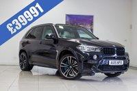 2015 BMW X5 4.4 M 5d AUTO 575 BHP £39991.00