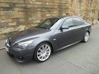 2007 BMW 5 SERIES 3.0 530D AC 4d AUTO 232 BHP £4000.00